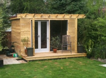 Garden Office - Wilmslow