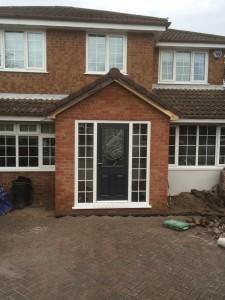 Porch Extension Cheadle Hulme