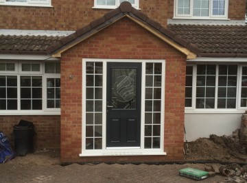 Porch Extension Cheadle Hulme