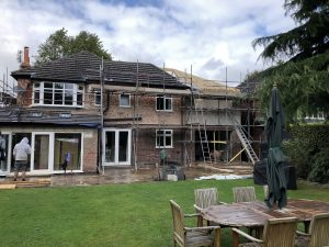 2 Storey Side Extension in Cheadle Hulme